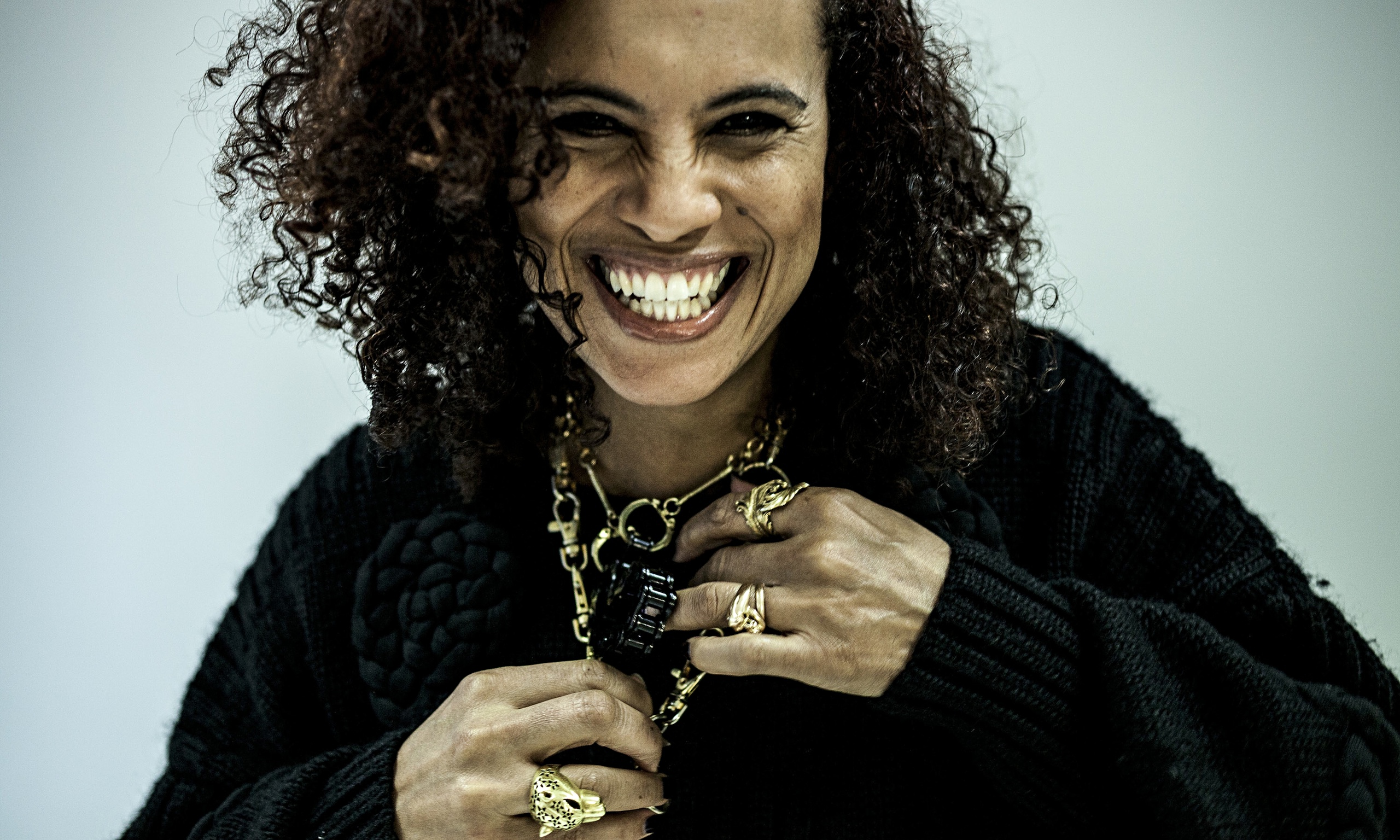 "Watch Neneh Cherry perform ""Buffalo Stance"" - Pitchfork Music Festival 2014"