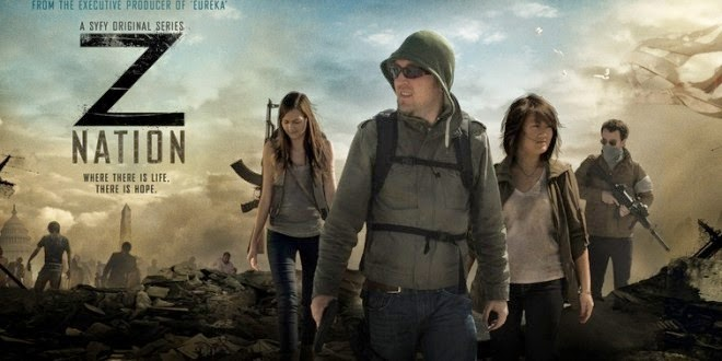 Another Zombie TV Serie on the way with 'Z Nation' (Syfy)