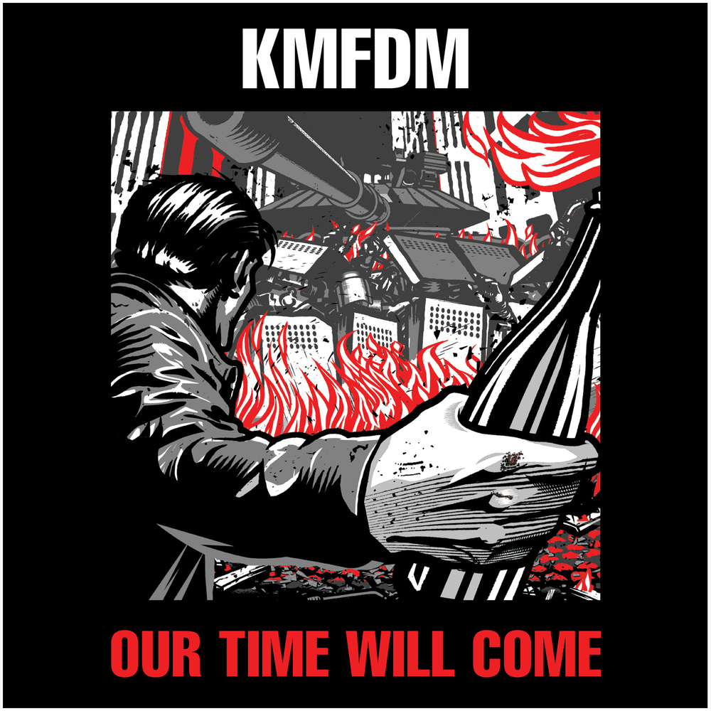 KMFDM has announced three new releases for 2014