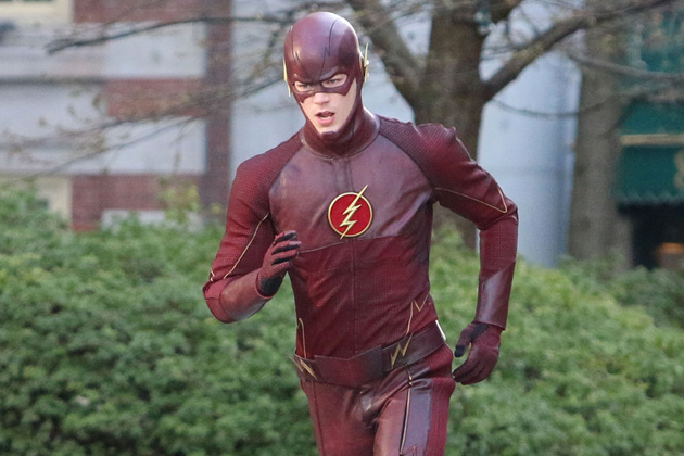 New trailer for The Flash
