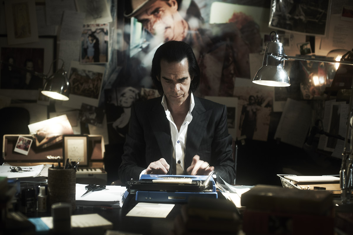 Listen to the Music from the Nick Cave Movie 20,000 days on earth