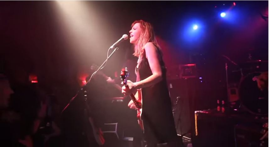 Watch: Courtney Love Delivers Horrific Singing