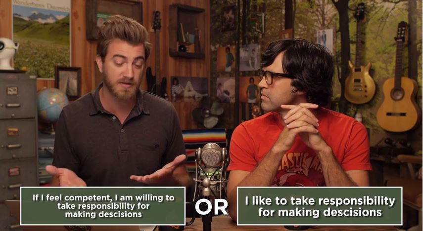 Are You A Narcissist? - TEST (GMM)