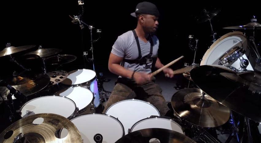 GoPro: Tony Royster Jr. - Drummer's Odyssey