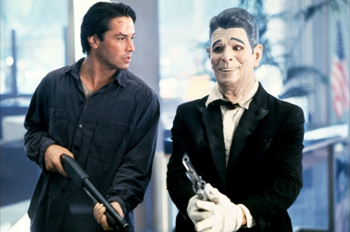 The least needed remake ever? (Point Break)