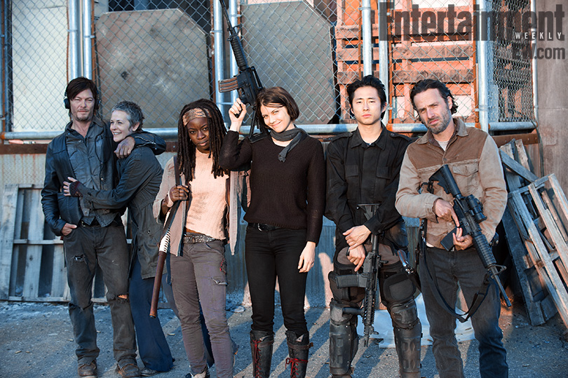 'The Walking Dead' companion series gets pilot greenlight!
