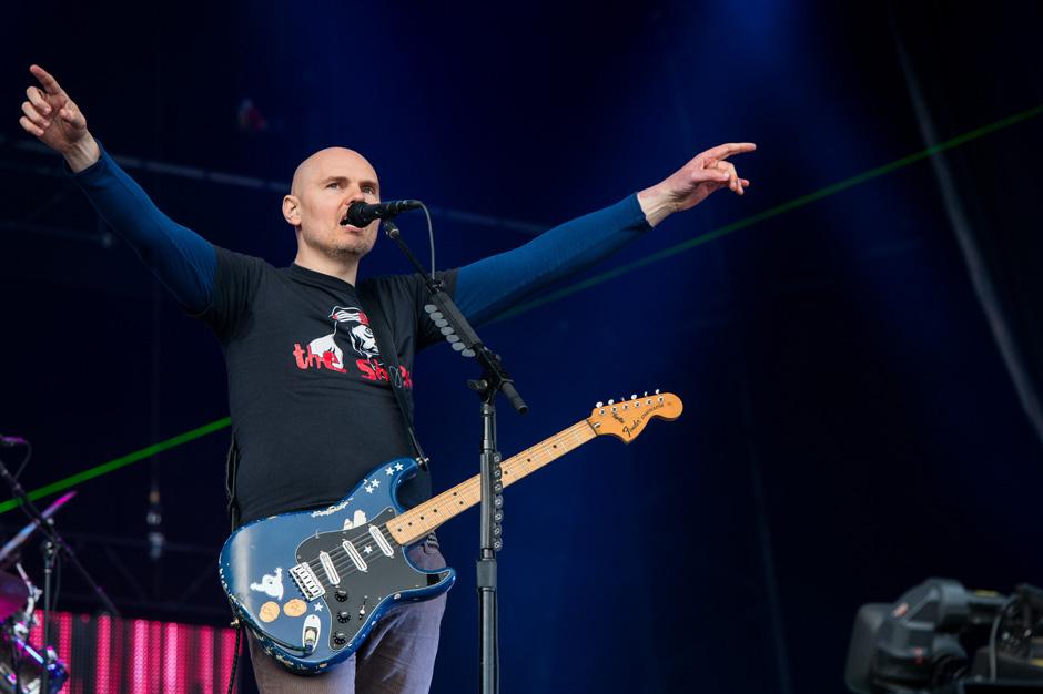 Billy Corgan to Shut down the Smashing Pumpkins again?