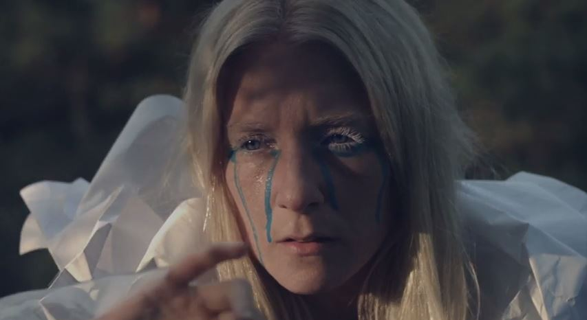 iamamiwhoami Release another Video from upcoming album BLUE
