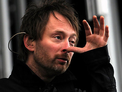 Radiohead releases new music, via an App...