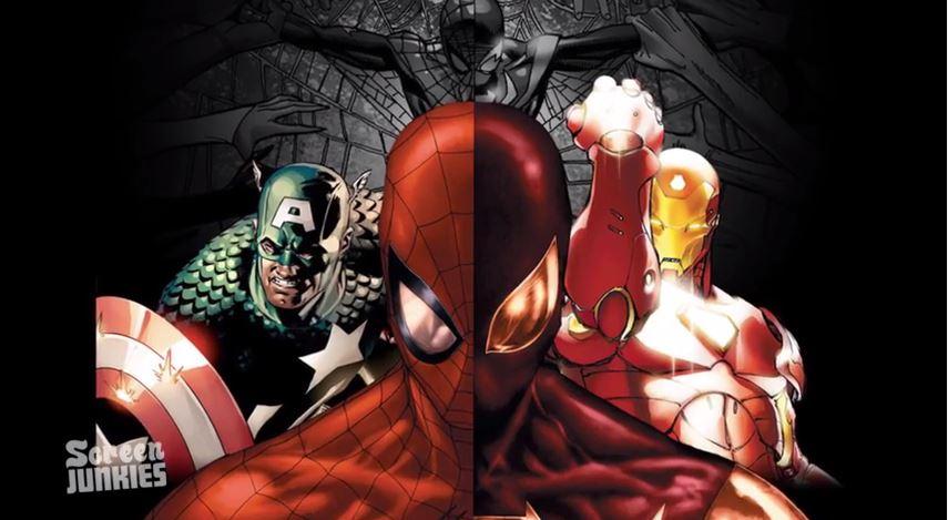 SJ: Marvel's Civil War vs. DC's Justice League!