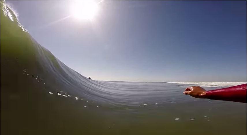 GoPro: Koa Smith's 27 Second Skeleton Barrel - GoPro of the World August Winner