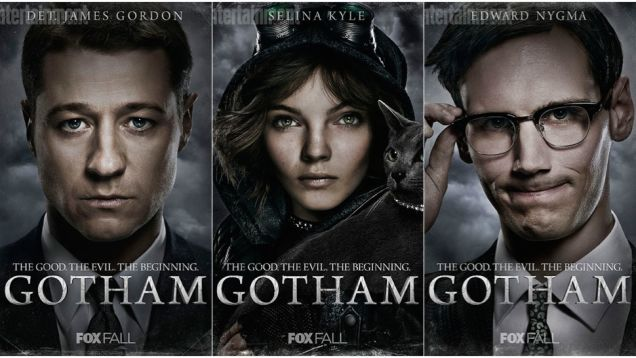 Gotham TV Show turns out to be pretty great