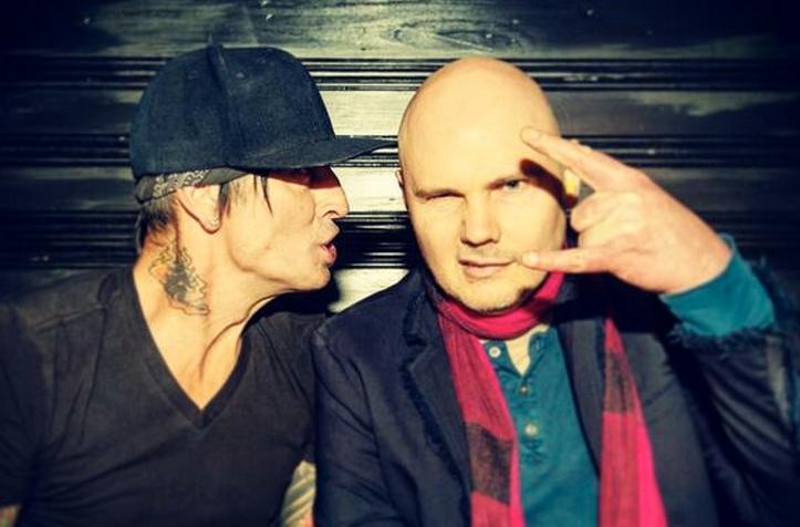"Listen: Smashing Pumpkins new single ""Being Beige"""