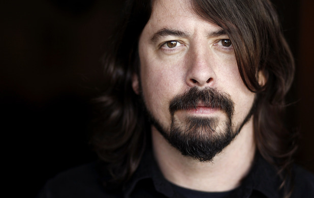 Check out Dave Grohl on CBS 60 Minutes