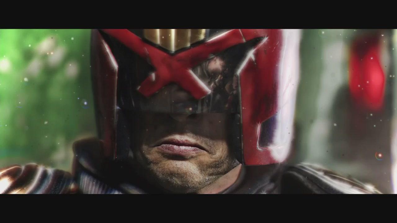 New Dredd TV web series announced!
