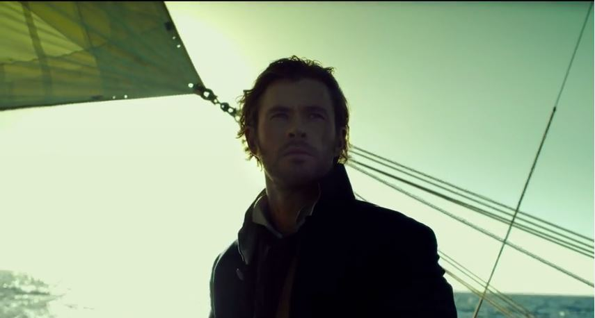 Chris Hemsworth's In The 'Heart Of The Sea'. Here's the first trailer.