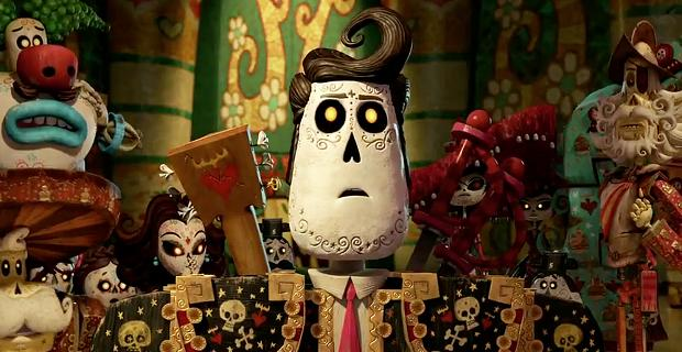 Watch: 'The Book of Life' Trailer by Guillermo del Toro
