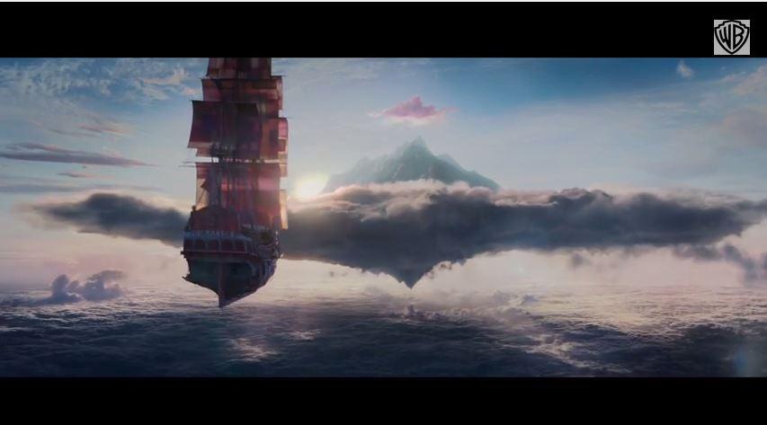 Pan Teaser Trailer with Hugh Jackman