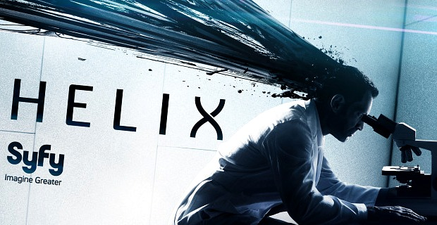 Quick look on Helix Season 2