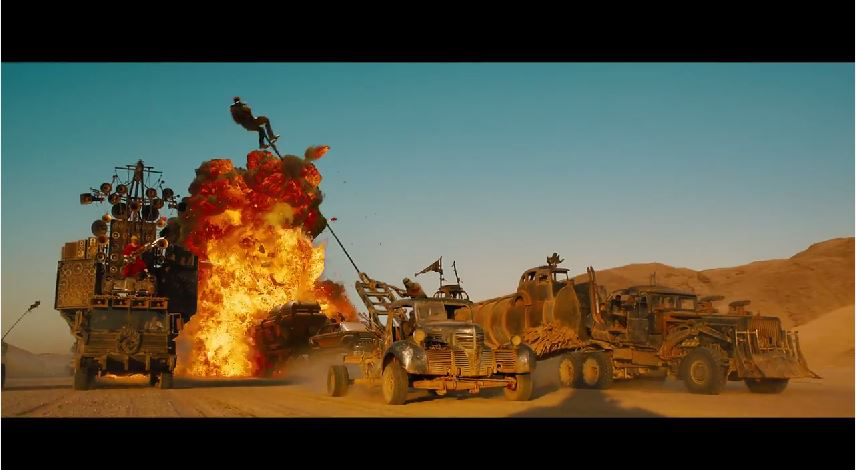 Have you seen the new 'Mad Max: Fury Road' Trailer yet?