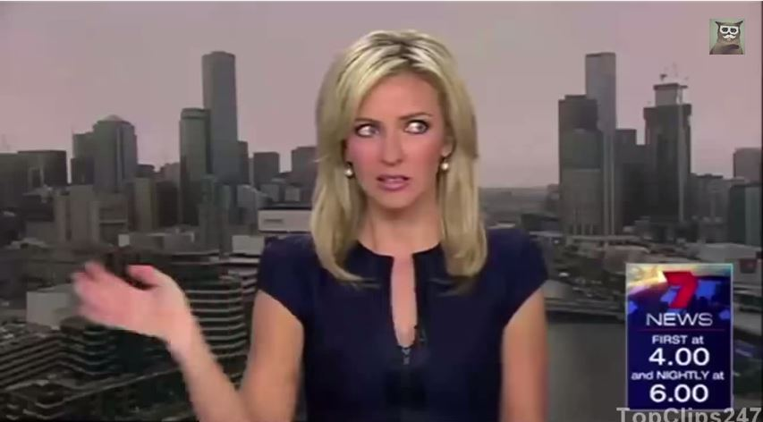 BEST FUNNY NEWS BLOOPERS 2014!