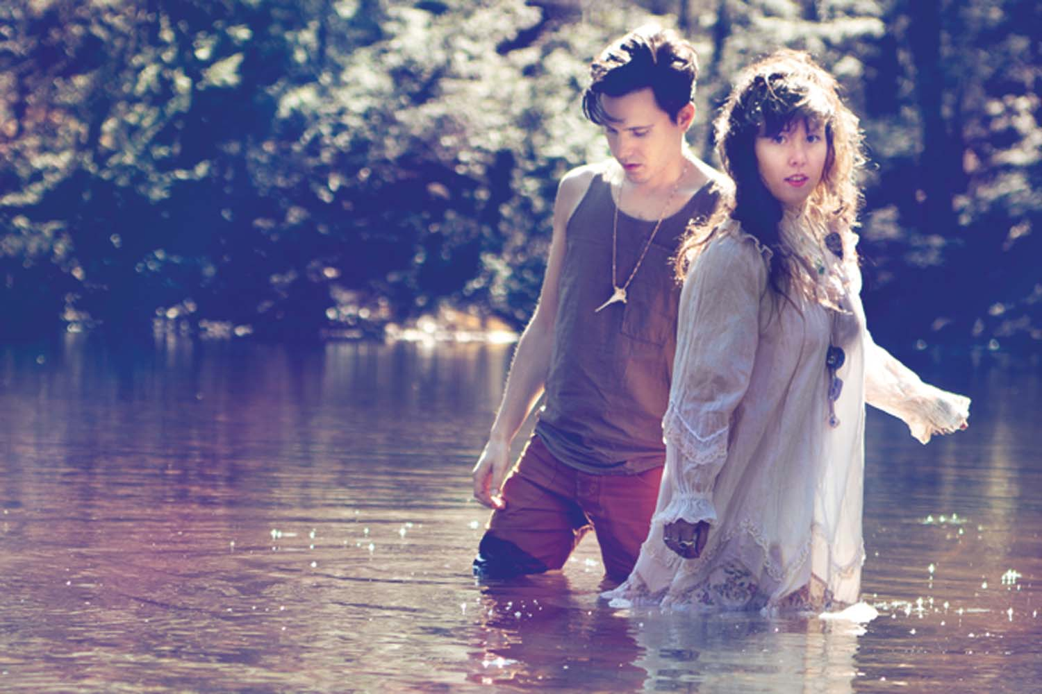 """Awesome Purity Ring Releases new – """"Push Pull""""(Video)"""