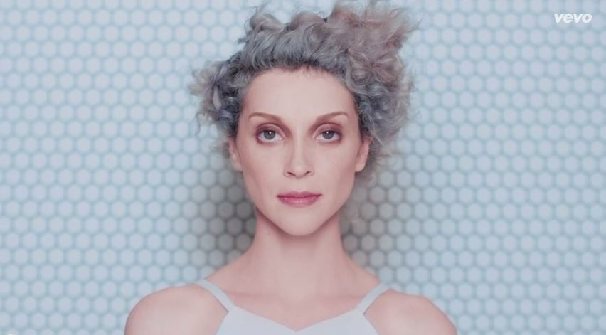 Watch St. Vincent not so good new Video for 'Birth in Reverse'