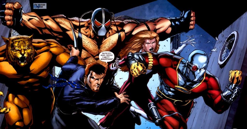 The Warner Bros. Suicide Squad Cast