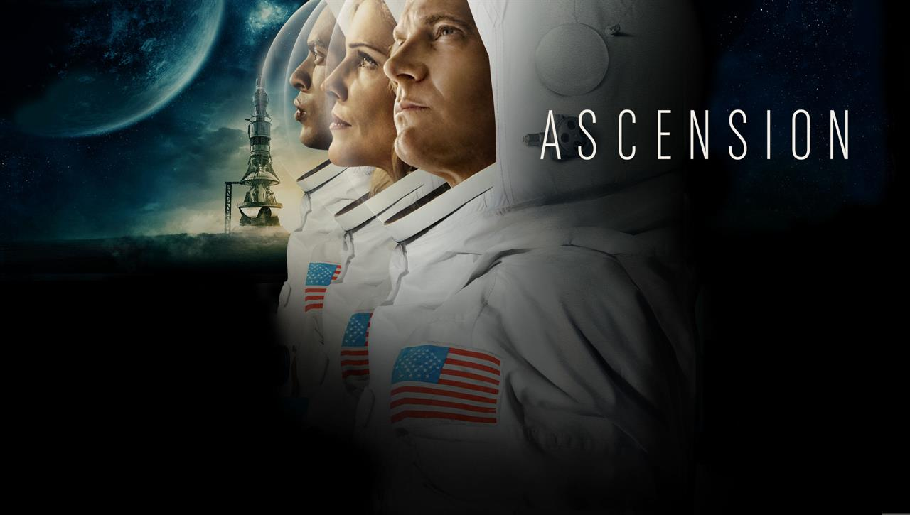 Did you watch Syfy Ascension yet?