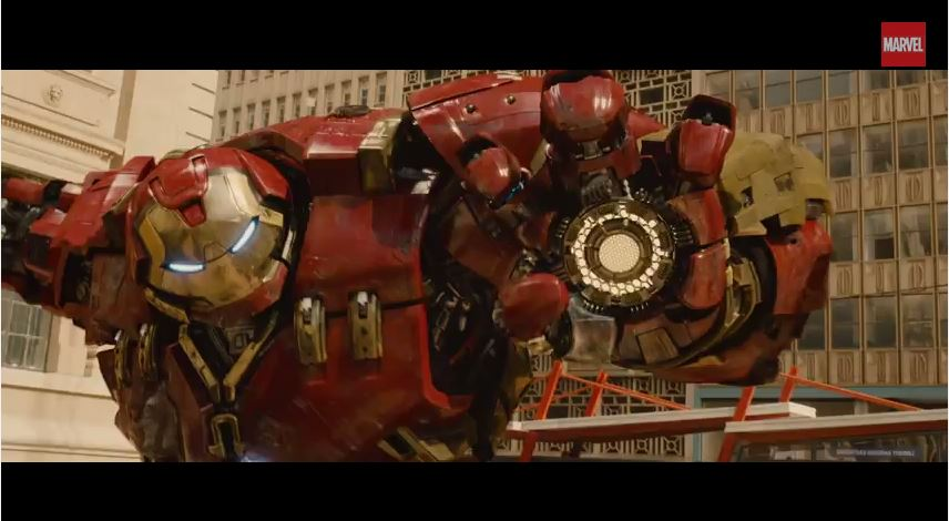 Second full trailer: Marvels Age Of Ultron