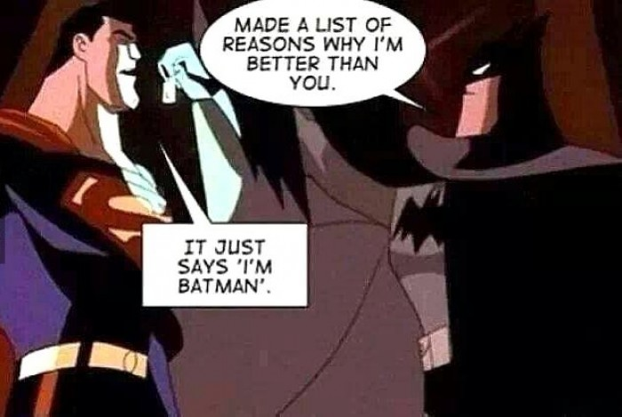 Batman vs Superman will be in 2 parts?