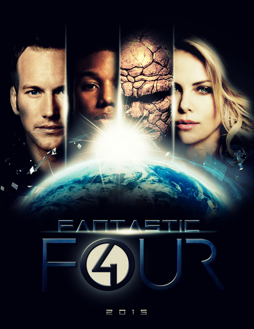The Trailer for the Fantastic Four reboot has arrived
