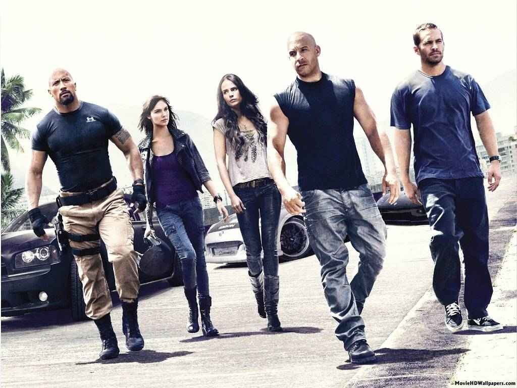 Watch: The New Furious 7 Trailer
