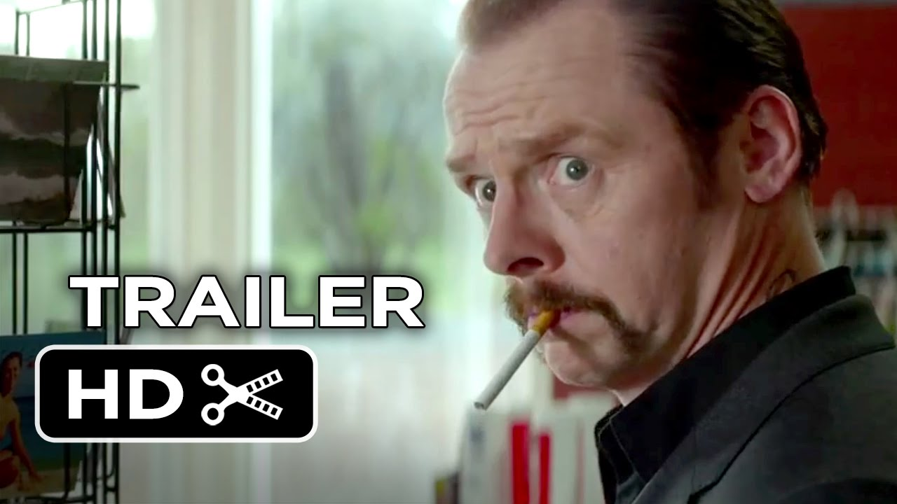 Kill Me Three Times Official Red Band Trailer (2015) - Simon Pegg Action Comedy