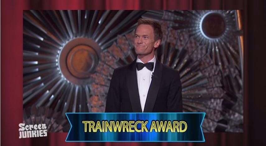 Oscars 2015 Review: Academy Award Awards(via Screen Junkies)