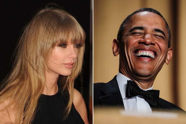 President Barack Obama Sings 'Shake It Off' by Taylor Swift