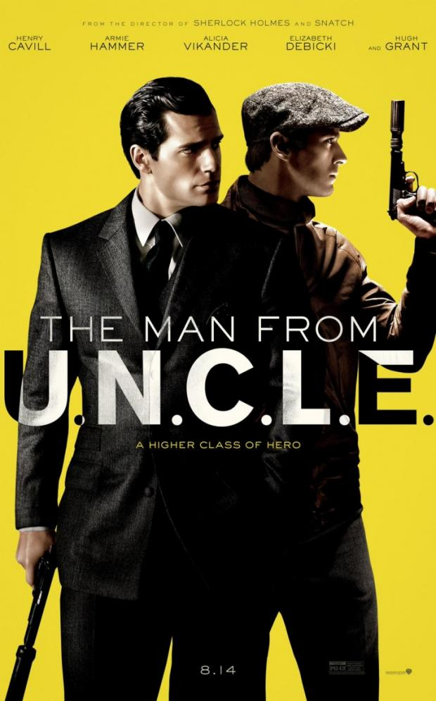 The Man From U.N.C.L.E.: first trailer