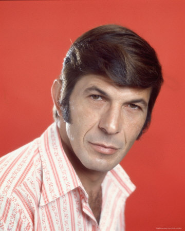 10 Useless Facts About Leonard Nimoy (or Spock)