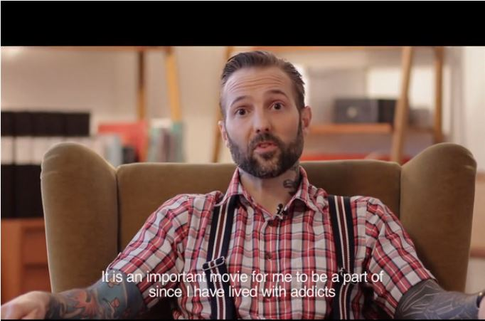 This months Kickstarter: GARDEN LANE - Swedish Indie Drama