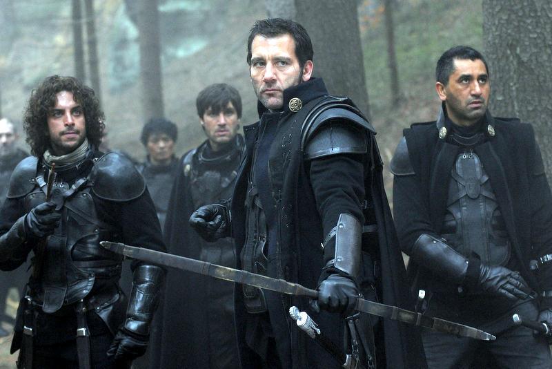 Clive Owen, Morgan Freeman in new Movie Trailer 'Last Knights '
