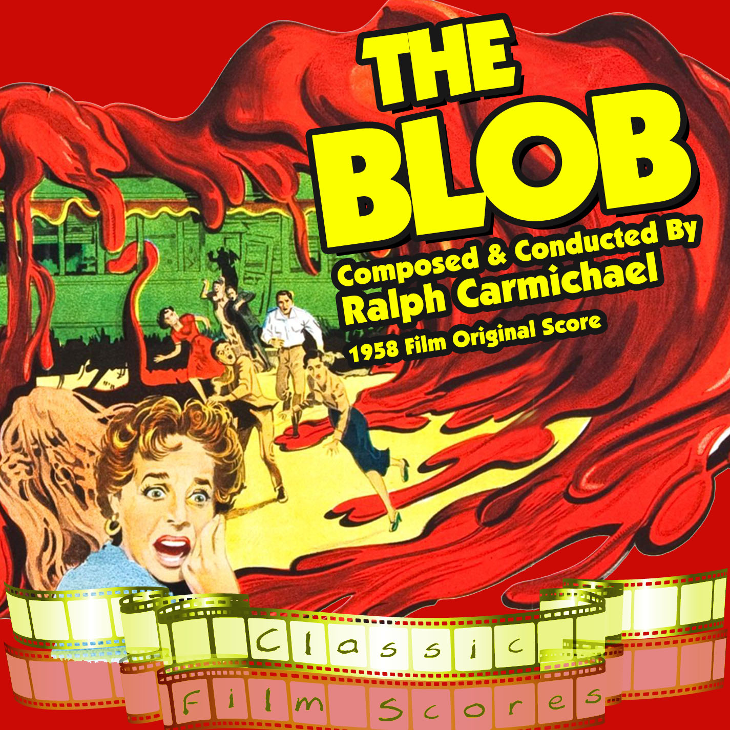 The Blob is back!