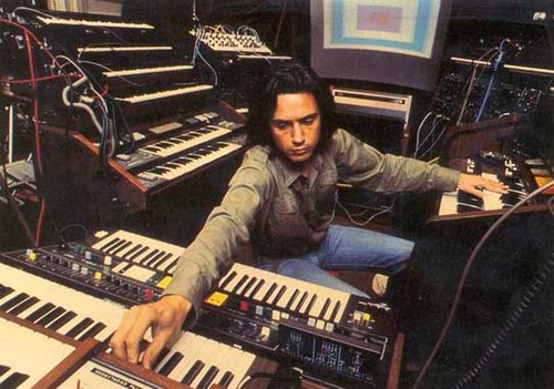 Wow! Jean-Michel Jarre is back with a new album!