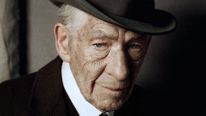 Mr. Holmes Official Trailer (2015) with Ian McKellen
