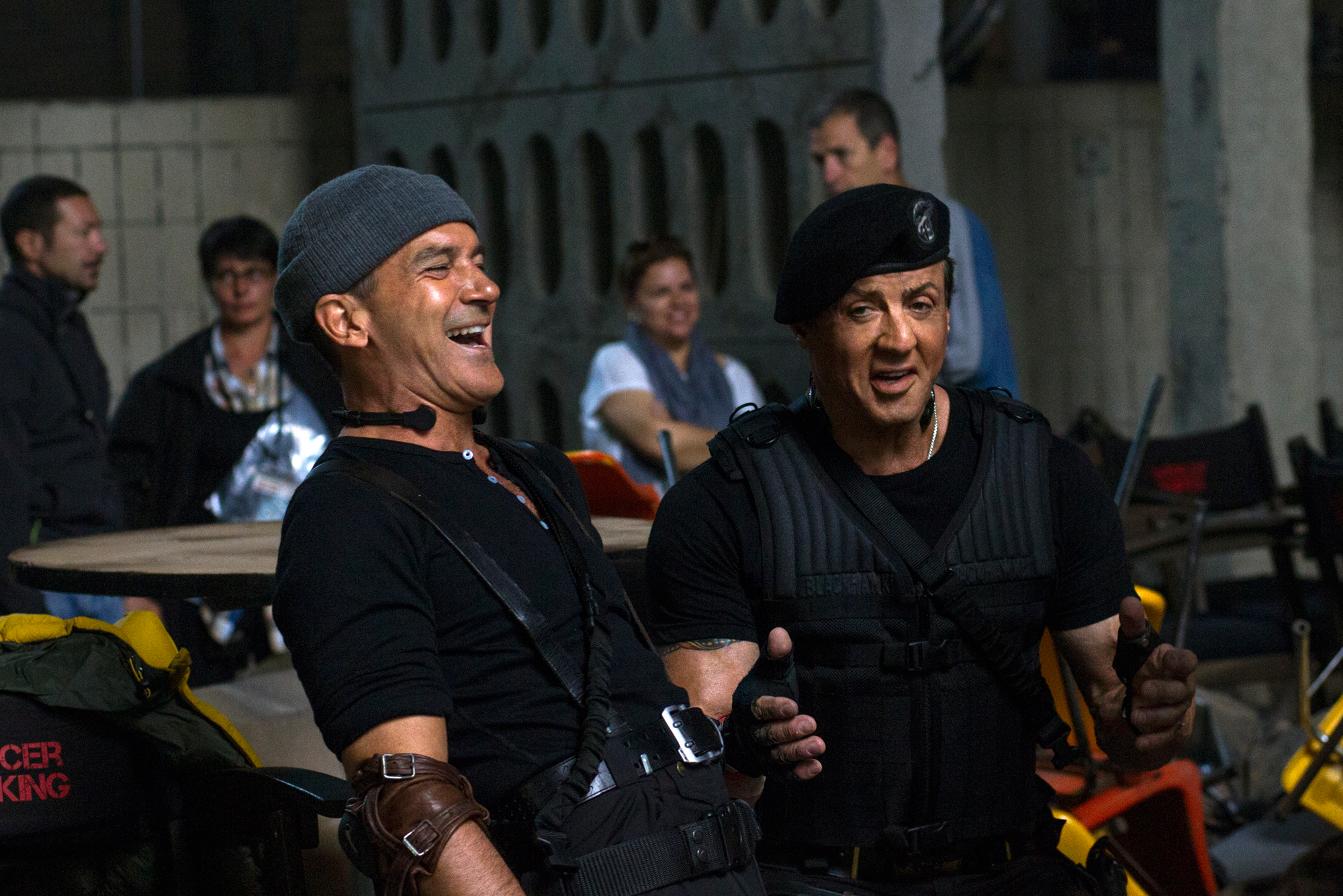 But why? The Expendables Headed to TV ...