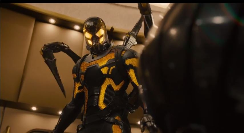 The New Ant Man Trailer Is HERE!