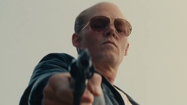 Black Mass Trailer 2015 with Johnny Depp and Benedict Cumberbatch
