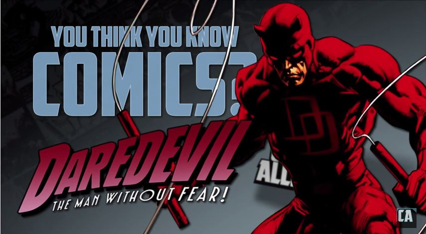 How Well Do You Know Daredevil?