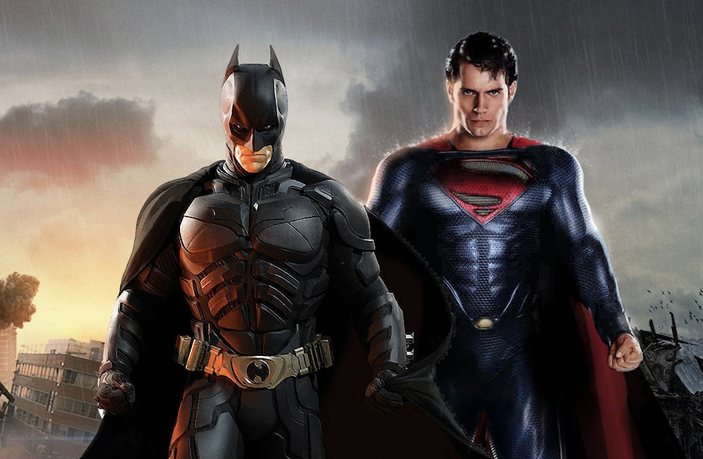 Zack Snyder Shows off New teaser for 'Batman v Superman' trailer