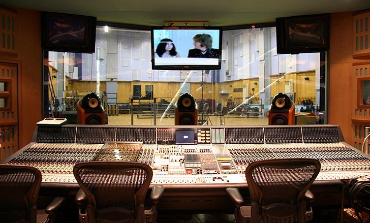 Virtual Abbey Road Studios & Google opens it´s doors!