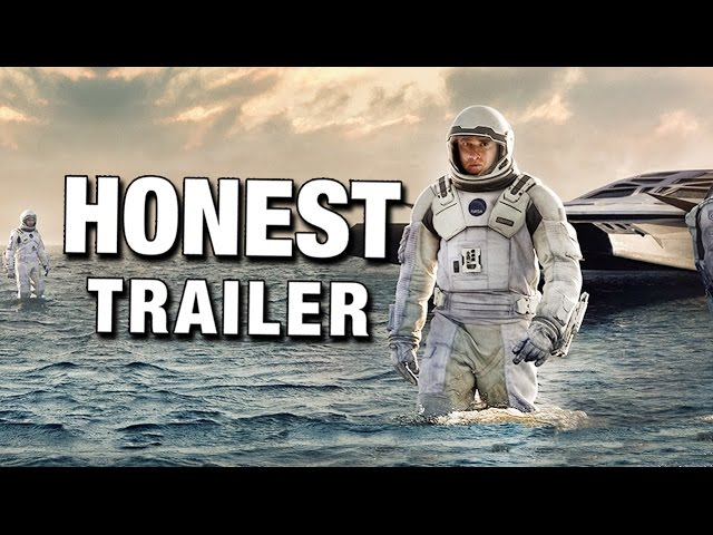 The Truth about Interstellar by Honest Trailers